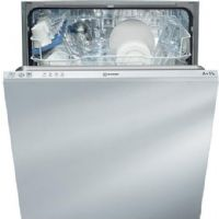 Indesit DIF04B1 13 Place Settings Integrated Full Size Dishwasher